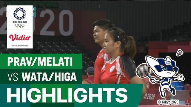 Berita video ganda campuran Indonesia, Praveen Jordan / Melati Daeva Oktavianti, kalah dari wakil Jepang di Grup C bulutangkis Olimpiade Tokyo 2020, Senin (26/7/2021) pagi hari WIB.