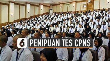 Kemenpan RB temukan modus penipuan penerimaan CPNS melalui jalur Indonesia Sehat.