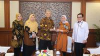 Menteri Ketenagakerjaan Ida Fauziyah menyambut baik pembahasan lanjutan mengenai peluang kerja sama penempatan tenaga kerja berketerampilan spesifik khususnya di bidang hospitality