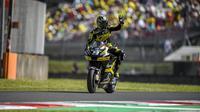 Pembalap Pramac Racing, Danilo Petrucci ingin seperti Casey Stoner saat masih memperkuat Ducati pada MotoGP 2007-2010. (Twitter/Pramac Racing)