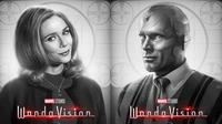 WandaVision. (Marvel Studios - Instagram/ marvelstudios)