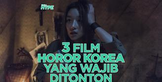 Beberapa film bergenre horor ini paling populer di Korea dan harus kamu tonton karena terkenal menyeramkan. Yuk simak ulasannya dalam video dibawah ini!