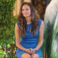 Nadine Chandrawinata, selain cantik juga memiliki segudang pengalaman dan prestasi. Tak heran kalau ia didapuk menjadi Puteri Indonesia di tahun 2005 silam. Di sisi lain, Nadine juga senang dengan dunia kuliner. (Adrian Putra/Bintang.com)