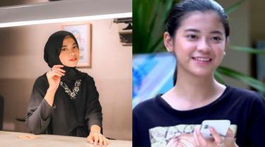 Potret terbaru Arifah Lubai yang kini mantap berhijab