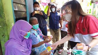 Pengusaha Kuliner Surabaya Borong Tempe, Bagikan ke Janda Terdampak Pandemi Covid-19