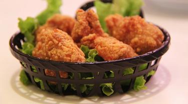 Rahasia Membuat Ayam Goreng Renyah dan Lezat