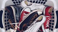 ilustrasi sneakers   pexels.com/@pixabay