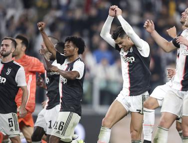 Ronaldo dan Pjanic Bawa Juventus Menang Tipis Atas Bologna