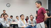 Jack Ma, Pendiri dan Chairman Eksekutif Alibaba Group. Dok: AwanTunai