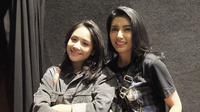 Nagita Slavina dan Tyas Mirasih (Instagram/@raffinagita1717)