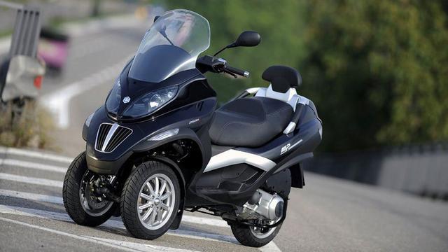 Nih 4 Sepeda Motor Beroda Tiga Yang Jadi Primadona Otomotif