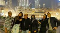 Nia Ramadhani Sekeluarga Liburan di Dubai, Tarif Hotelnya Bikin Merinding. (dok.Instagram @ramadhaniabakrie/https://www.instagram.com/p/CJRUZBTl_it/Henry)