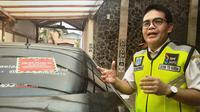 Kepala Samsat Jakarta Selatan, Khairil Anwar. (Merdeka.com/ Tri Yuniwati Lestari)