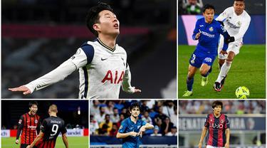 Pemain asal Asia kini patut diperhitungkan. Tidak hanya karena mampu menghuni klub-klub dengan nama besar, ternyata bandrol mereka juga bersaing dengan para pemain top kelas dunia. Berikut ini daftar pemain paling berharga dari benua Asia.