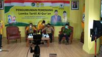 Partai Golkar mendukung bakal pasangan calon Saifullah Yusuf-Adi Wibowo untuk Pilkada Kota Pasuruan 2020. (Dian Kurniawan)