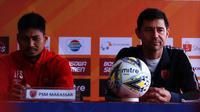 Pelatih PSM Makassar, Darije Kalezic. (Bola.com/Abdi Satria)