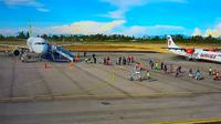 Perkembangan masif Bandar Udara Internasional Silangit, Tapanuli Utara, membawa berkah besar Kawasan Danau Toba.