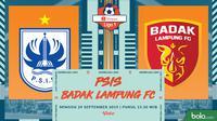 Shopee Liga 1 - PSIS Semarang Vs Badak Lampung FC (Bola.com/Adreanus Titus)