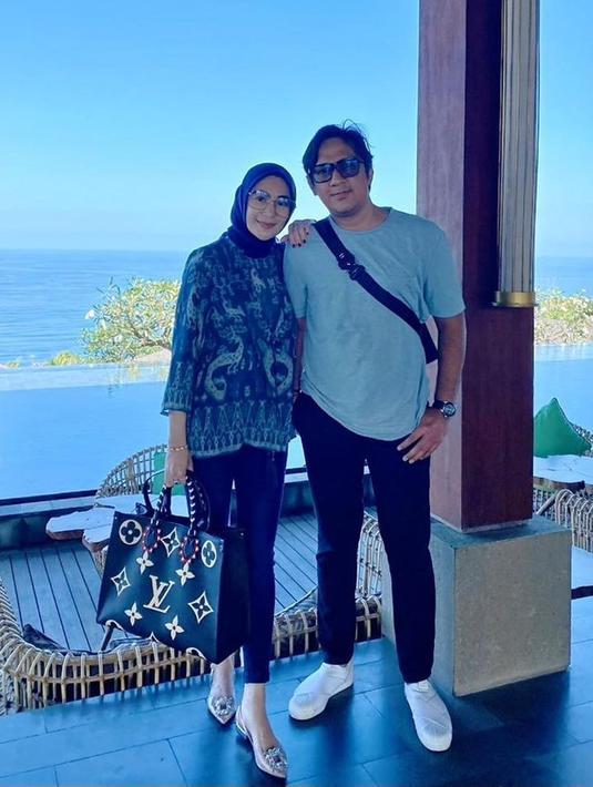 Andre Taulany Liburan ke Bali (Instagram/andreastaulany)