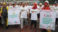 Marifah Hanif Dhakiri selaku istri Menteri Ketenagakerjaan, terus berupaya membantu percepatan peningkatan kompetensi.