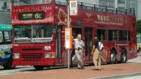 (Foto: christels/Pixabay) Ilustrasi bus tingkat di Hong Kong.