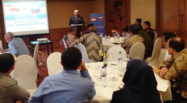 Pertemuan Pelaku Bisnis Indonesia-Rusia
