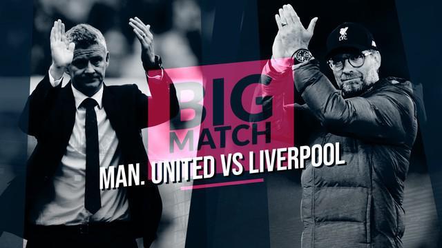 Berita Video Manchester United Vs Liverpool, Solskjaer Butuh Keajaiban dan Perbaiki Lini Depan