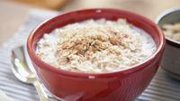Jika Anda ingin hidup yang sehat dengan umur yang panjang, konsumsilah sereal atau oat di pagi hari.