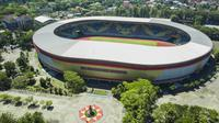 Ilustrasi Stadion Manahan, Solo. (Photo by Visual Karsa on Unsplash)