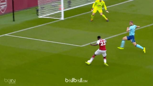 Berita video highlights Premier League antara Arsenal melawan Bournemouth dengan skor 3-0. This video presented by BallBall.