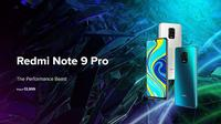 Redmi Note 9 Pro (Screenshot via mi.com)