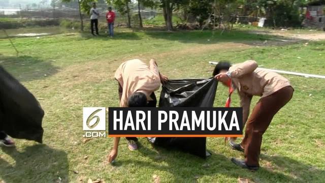 Praja Muda Karana atau biasa disebut Pramuka, tepat hari ini, Rabu (14/8/2019), merayakan hari jadinya yang ke-58.