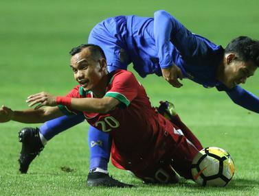Timnas Indonesia U-23 Ditahan Imbang Thailand