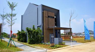 Rumah harga di bawah Rp 2 miliar