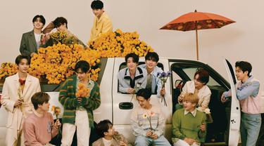 Seventeen. (Pledis Entertainment via Soompi)