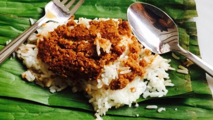 Resep Nasi Bakar Ayam Suwir Sederhana Lifestyle Fimela Com