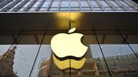 Apple (HECTOR RETAMAL / AFP)
