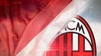 Logo AC Milan (Bola.com/Adreanus Titus)