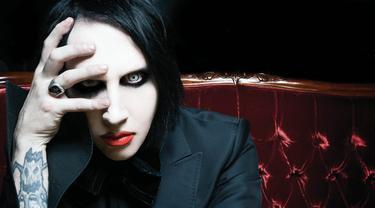 Marilyn Manson Ingin Punya Pacar Anak Baik-Baik
