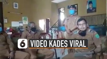 Beredar video Kades Subang yang mengkritik skema dan implementasi pendistribusian bansos. Terkait bantuan yang akan diberikan kepada warga karena dampak Covid-19.