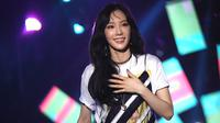 Taeyeon SNSD (Foto: Bambang E. Ros/Bintang.com)