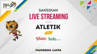 Live streaming cabang atletik SEA Games 2017. (Bola.com/Dody Iryawan)