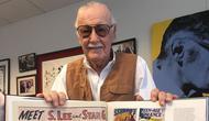 Stan Lee (Instagram/ therealstanlee)