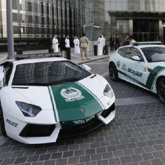 7 Mobil Polisi Paling Mewah Di Dunia Bisnis Liputan6 Com