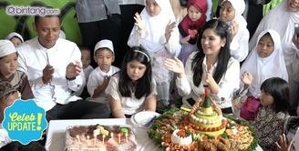 Annisa Pohan dan Agus Yudhoyono belum memiliki rencana untuk berlibur. Menghabiskan waktu bersama di rumah, hal itu sudah membuat Annisa bersyukur.