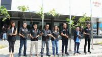 Federal Mobil Lubricants mengadakan gerakan penanaman pohon di area pabrik PT Federal Karyatama di Cilegon sebagai salah satu dukungan terhadap program pemerintah menuju Standar Emisi Euro 4.