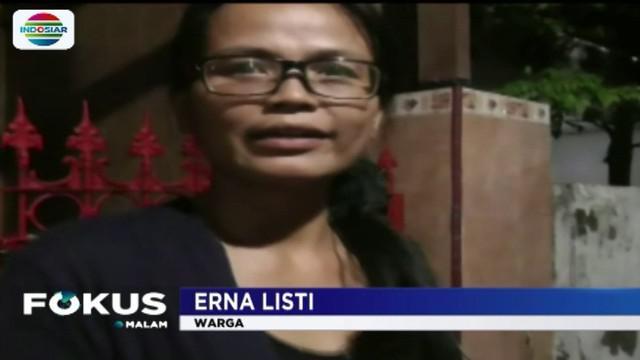 Aksi bunuh diri yang dilakukan pasangan Tri Murijono dan Rrnawati mengejutkan warga setempat.
