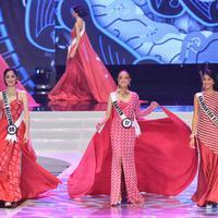 Tiga besar Puteri Indonesia (Adrian Putra/Bintang.com)