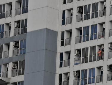 Hunian Vertikal di Ibu Kota Terus Bertambah
