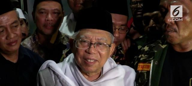 Kiai Haji Ma'ruf Amin sebut Joko Widodo adalah sosok yang menghargai ulama menyusul dipilihnya sebagai calon wakil presiden.